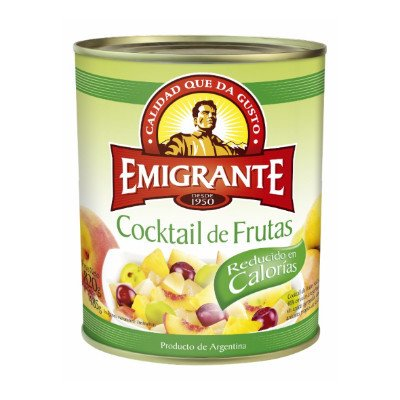 Cocktail de Frutas El Inmigrante