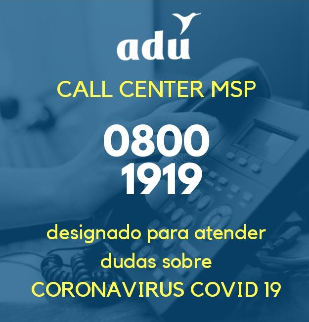 call center MSP